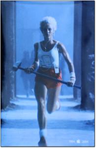 Apple 1984-2004 poster