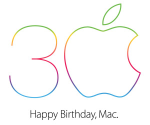 Apple - Thirty Years of Mac