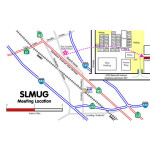 Map - SLMUG Meeting Location